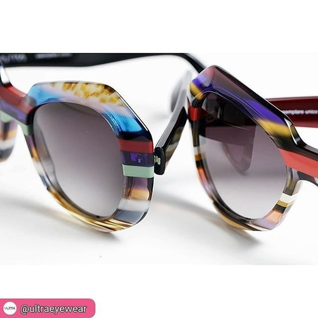 #RepostSave @ultraeyewear  D E T A I L S !  #ultraeyewear #madeinitaly #handmade #instaeyewearpost #sunglasses #popglasses #fashionblogger #fashiongram #style #colors #fashion #sunglasses #mood #details #detalles #detallesunicos #gafasdesol #moodglasses #ultralimitedsunglasses #eyewearart #verano☀️ #colorgram #colorglasses