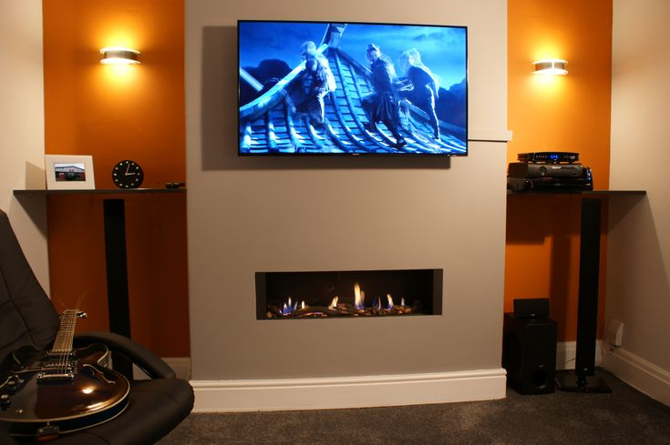 """The FR920HE High Efficiency """"Hole in the Wall"""" Gas Fire has all the looks of a wood burner with the convenience and low running costs of a gas fire."""