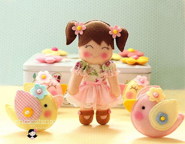 ‿✿ Mimos para uma guirlanda ✿‿ | Flickr - Photo Sharing!