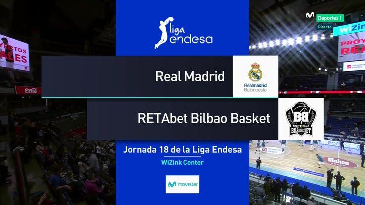 goals BASKETBALL: Liga Endesa - Real Madrid vs. Bilbao Basket - 28/01/2018 Full Match link http://www.fblgs.com/2018/01/goals-basketball-liga-endesa-real_28.html