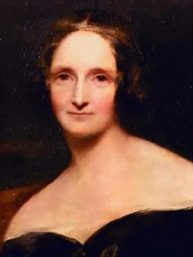 "Mary Wollstencraft - in 1792 she wrote ""A Vindication of the Rights of Woman"", one of the first feminist writings.  She followed it up with a story called ""Maria: or, The Wrongs of Woman"" which debated the notion that women were not entitled to expressions of sexual desire.  She died 10 days after the birth of her second daughter, Mary Wollstencraft, who grew up to marry Percy Bysshe Shelley."
