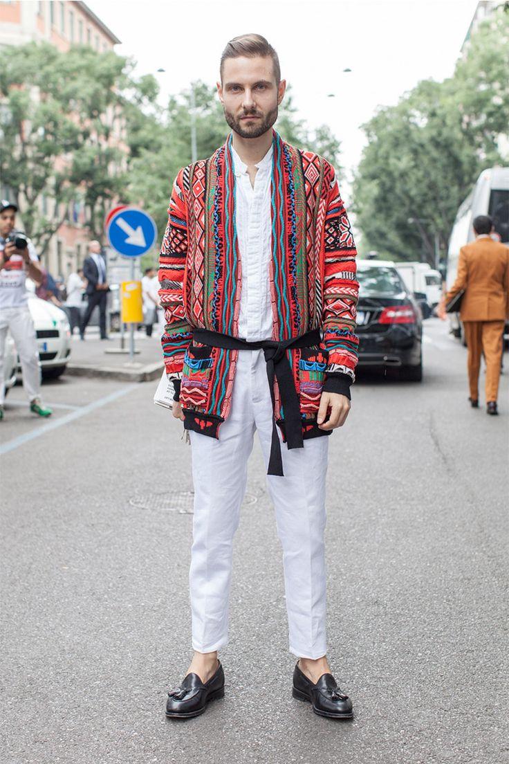 STREETSTYLE | Milan Fashion Week SS15 Day#3 » Fucking Young!