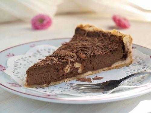 #vegan #vegetarian Sütőtökös csoki tart http://www.kertkonyha.hu/2016/10/29/sutotokos-csoki-tart/