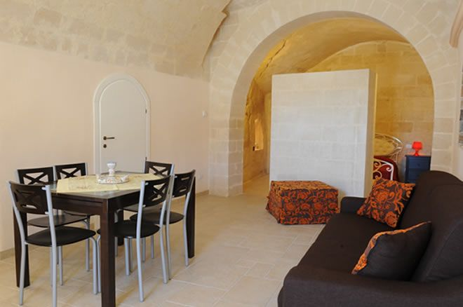 Bed & Breakfast - Sassi di Matera - www.lacortedeipastori.it - Top rated on Trip Advisor