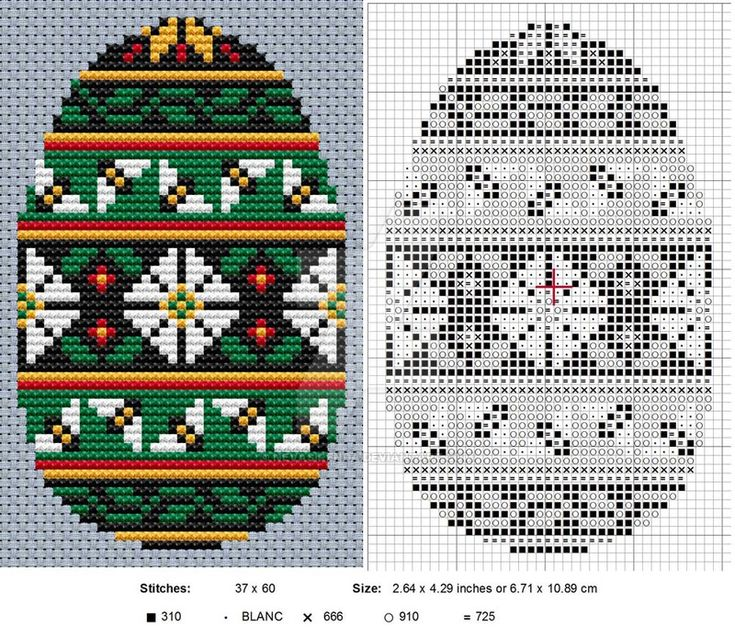 The 2013 Russian Easter Egg pattern. I meant to have this up a few days ago but between taking my kid back to college and being sick I got delayed. Hope you enjoy anyway. I was very happy with this...