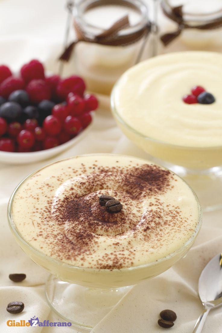 La CREMA AL MASCARPONE è un sublime dessert al cucchiaio, dal gusto delicato e…