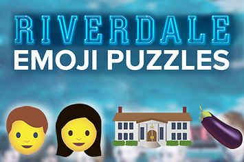 Can You Guess These Riverdale Emoji Puzzles?