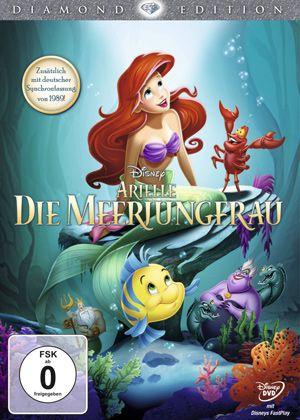 Die Meerjungfrau Arielle sehnt sich danach ein Mensch zu sein und verliebt sich in einen schiffsbrüchigen Prinzen.