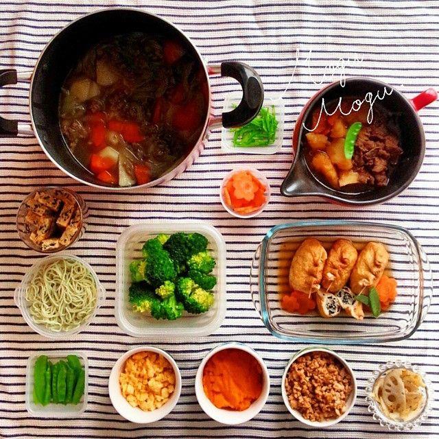 作り置きできるおかずや常備菜。時間があるときに、まとめて作れて日持ちもできるから、忙しい日々の毎日の食卓の力強い味方です!常備菜があれば、あとはごはんを炊くだけだったり、時間がないときにもたっぷり野菜が食べられます。ただ、ちょっとマンネリになりがちなことも。もっと華やかに、もっと自由に。作り置き&常備菜のレパートリーを増やしちゃいましょう!