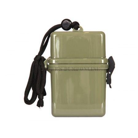 Douwe's DumpOnline Waterdichte Box - Survival - Kamperen en bivak