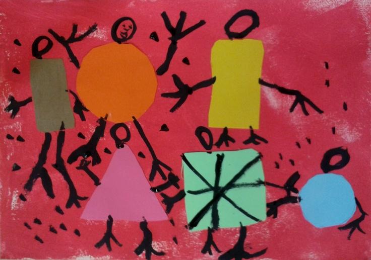 Ballant per por, Paul Klee