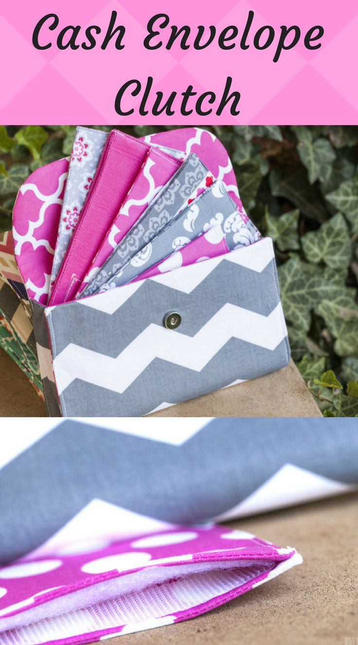 For cash envelope budgeting or coupons. Stay Organized.