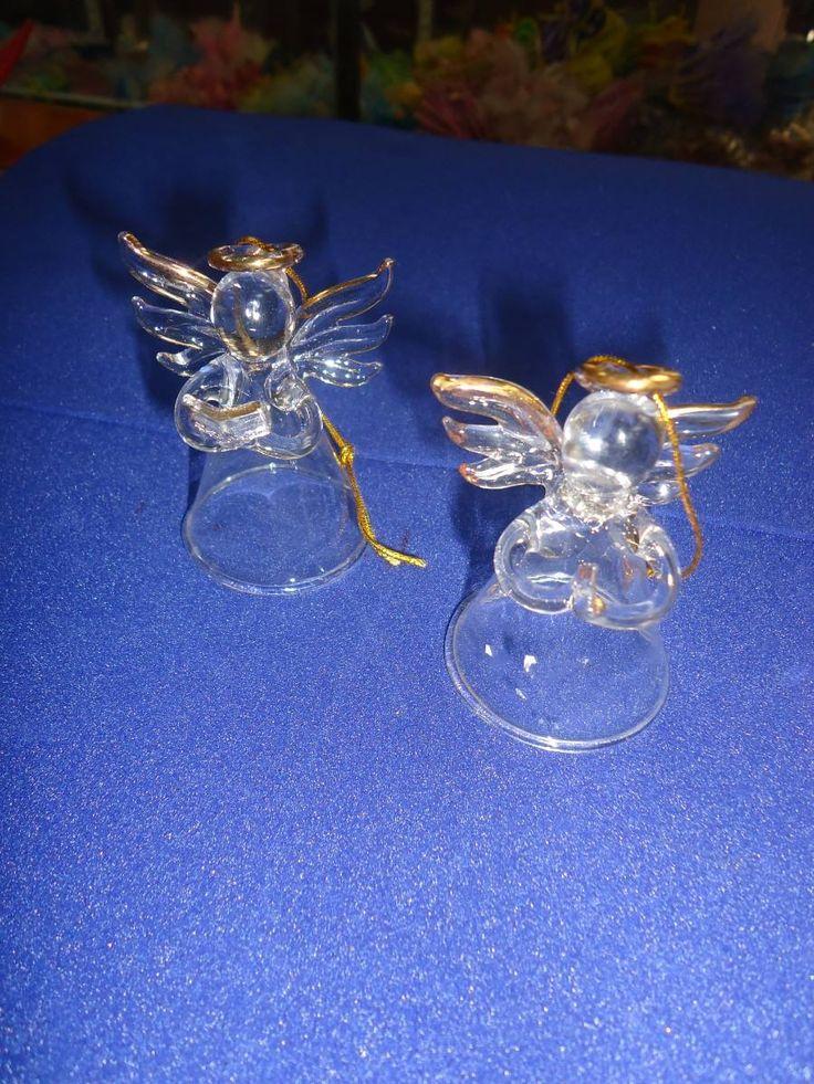 mas angelitos, estos en vidrio