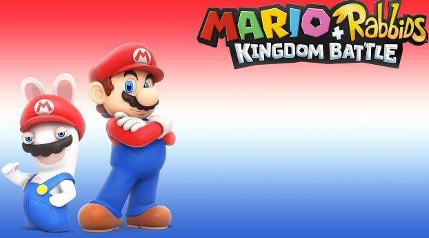 Mario Rabbids Kingdom Battle Wallpaper Hd Games 4k Wallpapers Images Photos And Background Mario Super Mario Bros Mario Bros