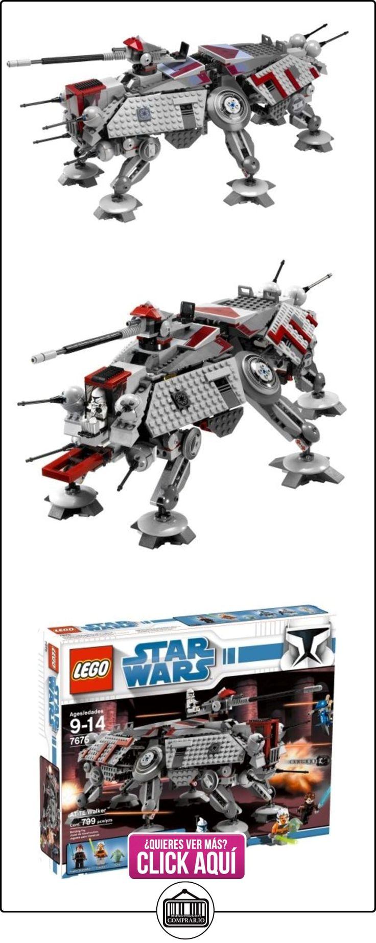 LEGO Star Wars AT-TE Walker (7675) by LEGO  ✿ Lego - el surtido más amplio ✿ ▬► Ver oferta: https://comprar.io/goto/B001607JG6
