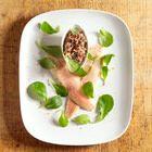Gerookte forel met tonijntapenade - recept - okoko recepten