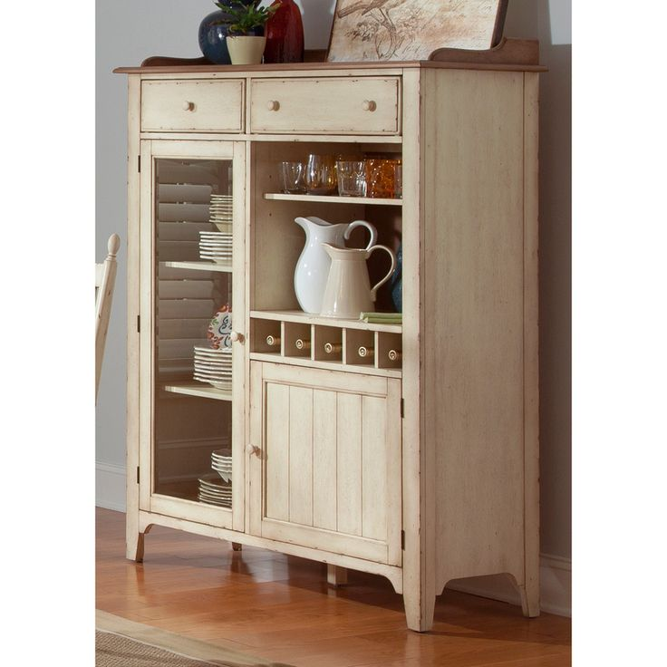 Cottage Cove Liberty Display Cabinet Overstock Shopping Big Discounts On Cottage Cove Buffets