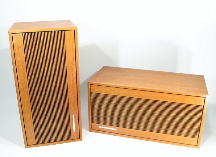 Tandberg 112-7 | Loudspeaker Design | Speaker System ...