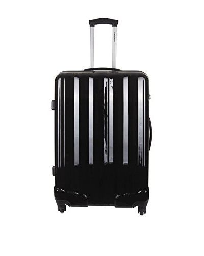 TRAVEL ONE Hartschalen Trolley Mildura 60 cm 60 cm (schwarz)