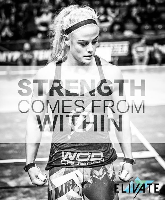Do you have a woman crush? Because we do... Our #wcw Sara Sigmundsdóttir is a beast in the gym and an Icelandic CrossFit Queen. #ElivateYouself and accomplish your most rigorous feats of life. With the proper nutrition and supplementation your body will take you anywhere you desire. Push the limits. Find the strength within. @sarasigmunds