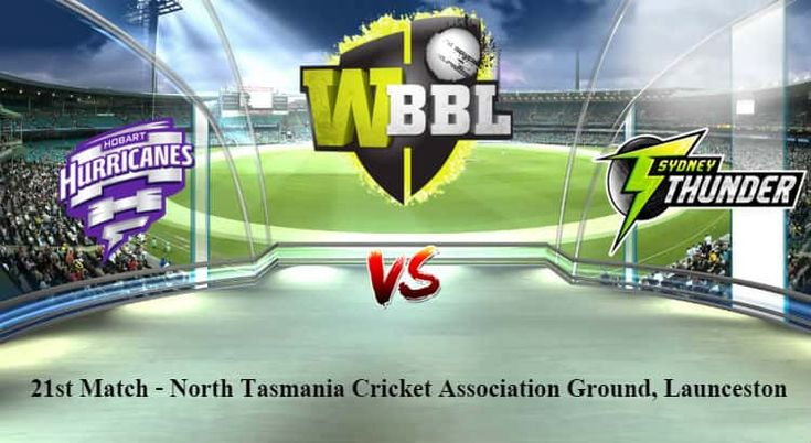 Learn Hobart Hurricanes Women vs Sydney Thunder Women Betting Tips Visit Hear http://www.cricketbattips.com/hobart-hurricanes-women-vs-sydney-thunder-women-betting-tips/