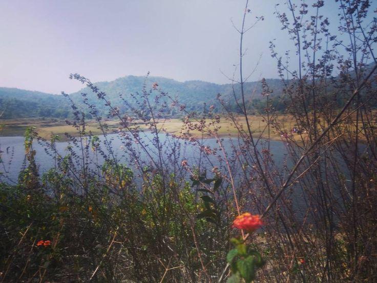Nagar village at #latehar #govindpathak click
