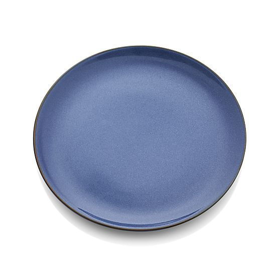 Lake Dinner Plate | Crate and Barrel