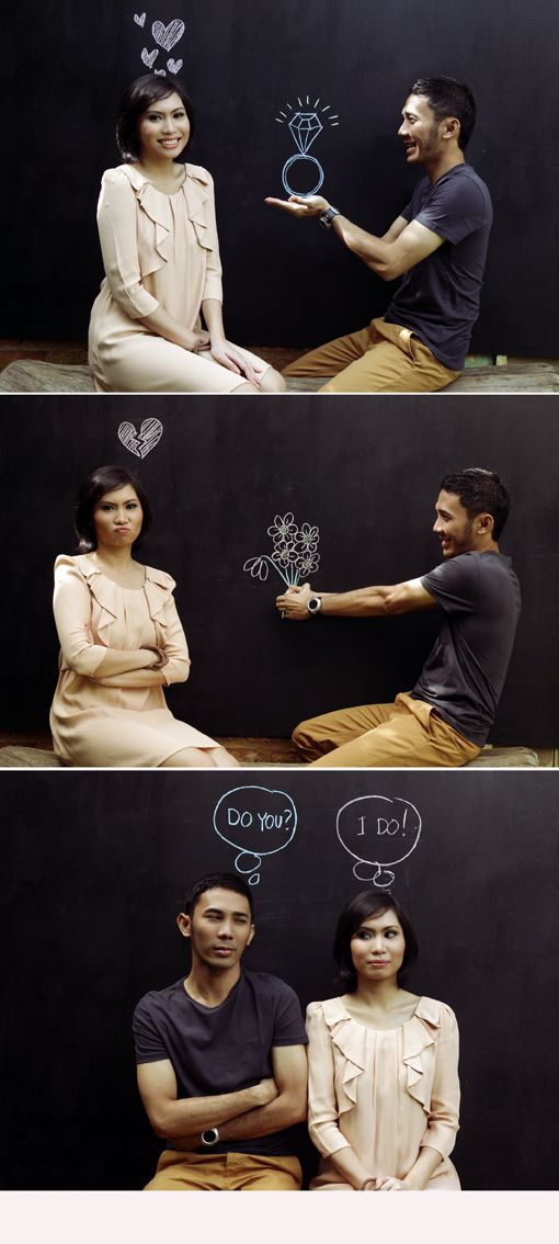 funny Marriage proposal #weddingphotography