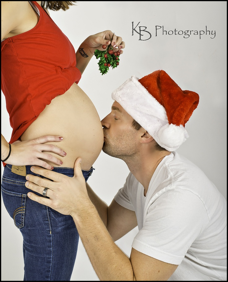 Perfect since I'm having a Christmas baby :)