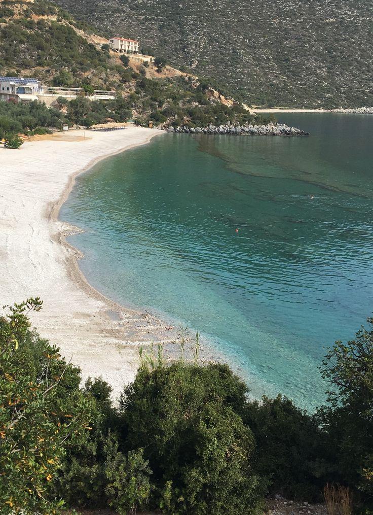 Tigani Beach Tyros Arkadias, Greece