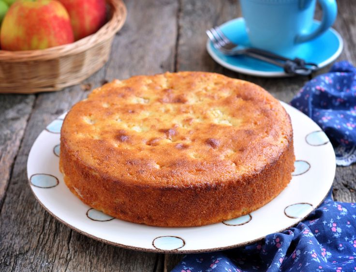 A tökéletes almás piskóta receptje