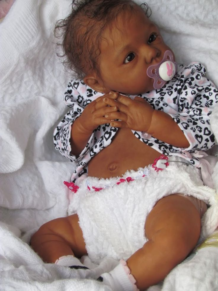 African American Reborn Baby Dolls |