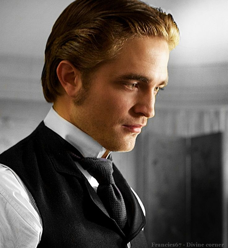 Georges in Bel Ami, I love this movie, although Georges is a beautiful scoundrel, It is my favorite Rob movie to date