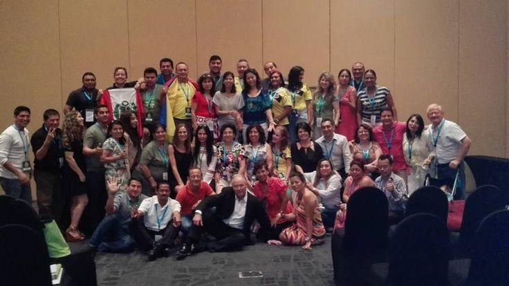 Desde Cancún convención latinoamericana 2015
