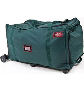 the expandable rolling christmas tree storage bag is a great storage option for storing your christmas