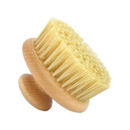 Incorporate dry brushing into your new routine. Benefits? exfoliation, blood circulation, and toxin removal.  #cleanslate