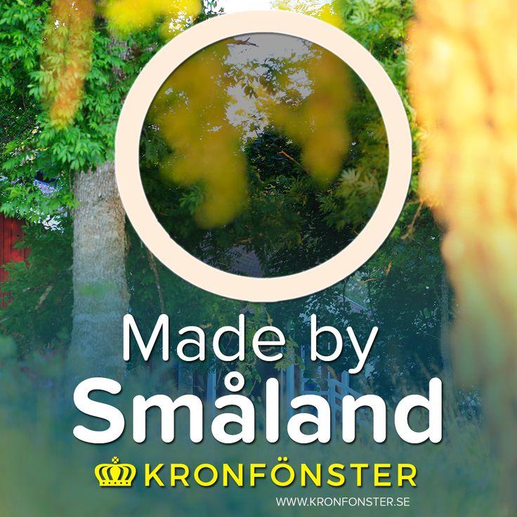 Fönster från Kronfönster - Made by Småland  Avans: Runt fast PVC-fönster  #Runtfönster #PVCFönster #Avans #fönster #Kronfönster  Läs mer » https://goo.gl/8fYDV1