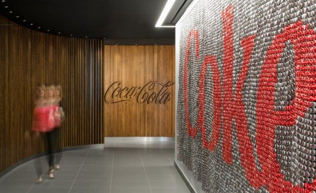 Coca Colas Stunning Offices In Toronto