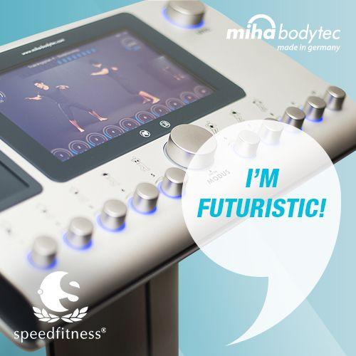 #mihabodytecII #speedfitness #futuristic #emstraining #20minutesworkout #mosteffectiveworkout #ever