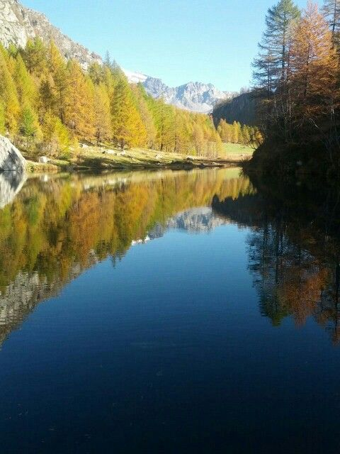 Alpe Devero-Laghetto delle streghe