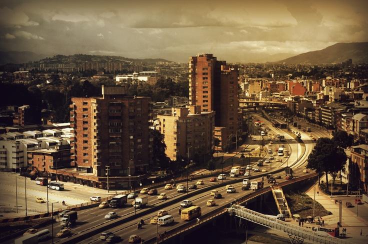 30 con 26 en Bogotá - Tarde nostalgica