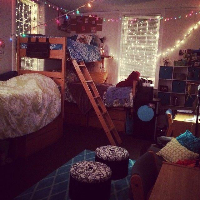 25+ best ideas about Triple Dorm on Pinterest  Dorm loft  ~ 135149_Three Person Dorm Room Ideas