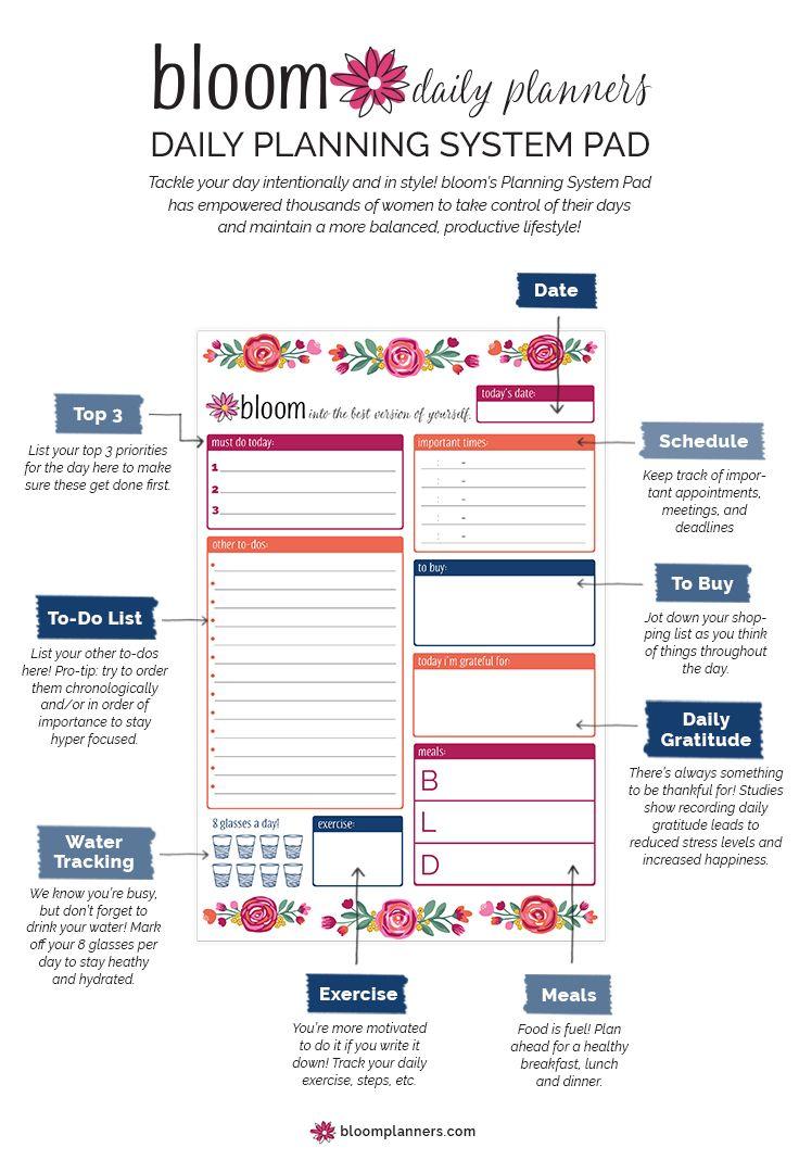 Personal Development Plan Template  Mantras
