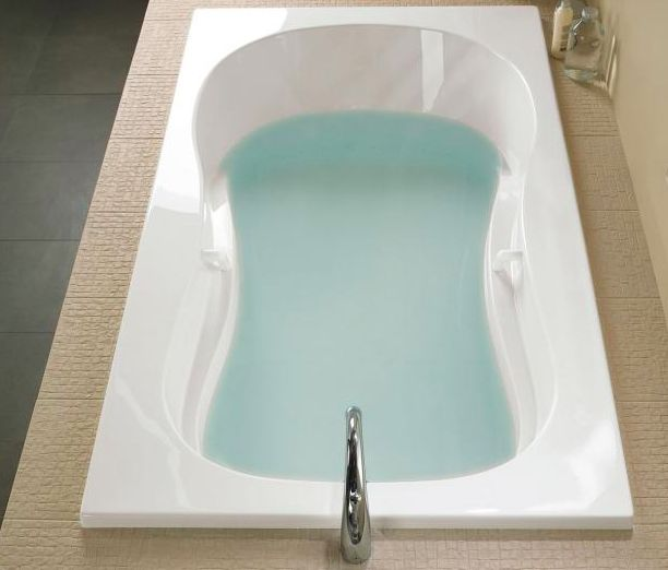 Azur #therapeutic #bathtub By #BainUltra. | 3 Wall Alcove Or Drop