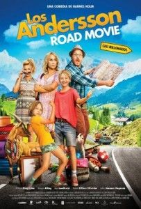 "Película: ""Los Andersson Road Movie (2013)"""