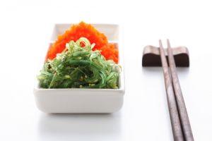 deVegetariër.nl - Vegetarisch recept - Eenvoudige zeewiersalade