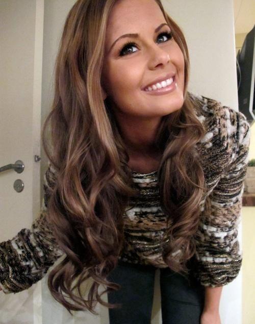 loose curls | Hairstyles for Long Hair | Pinterest | Brown ...