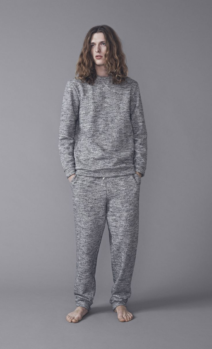 Collie Top and Coen Trousers | Samuji Man FW15 Collection