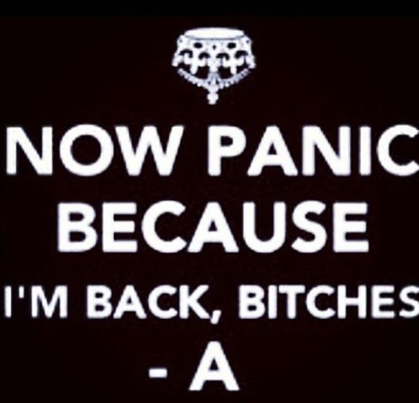 Pretty Little Liars!!!!