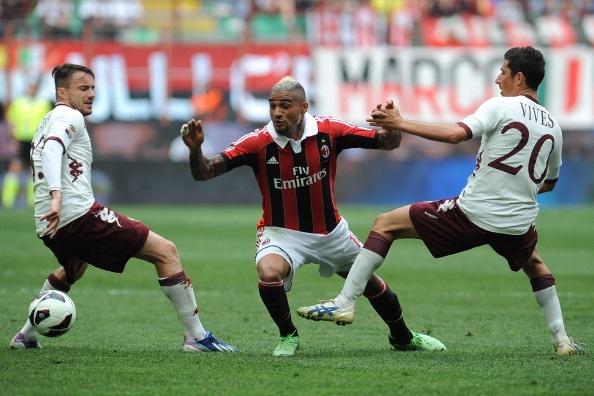Calciomercato Juventus: idea Boateng, il Milan sorride